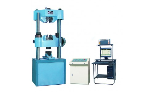 Разрывная машина Time WAW-500C
