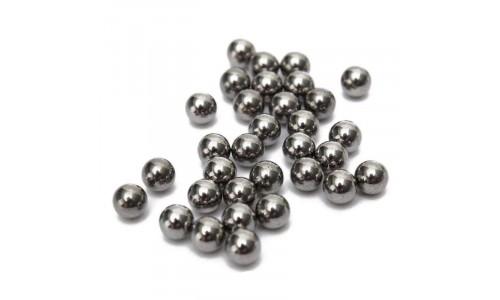 Шарик стальной Ø1,588; 2,0; 2,5; 3,175; 5,0; 6,35; 10,0; 12,7 мм для стационарных твердомеров