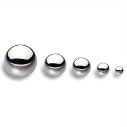 Шарик стальной 2,5 мм