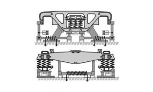 Феррозондовая дефектоскопная установка 4-ДФ-201А