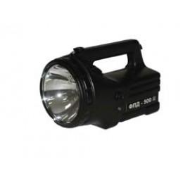 Профессиональный досмотровый фонарь-прожектор «ФПД-500»