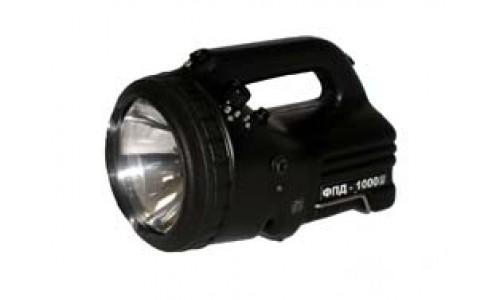 Профессиональный досмотровый фонарь-прожектор «ФПД-1000»