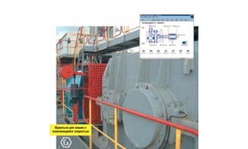 Система мониторинга потенциально опасного оборудования VIBROWEB
