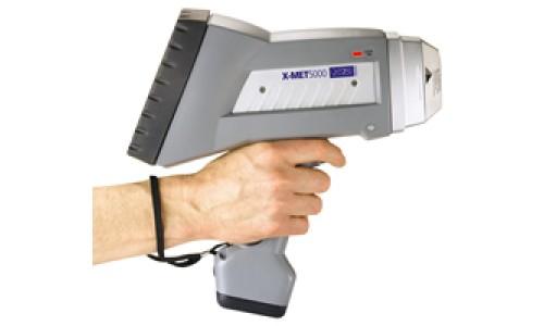Рентгенофлуоресцентный анализатор -  X-MET 5000
