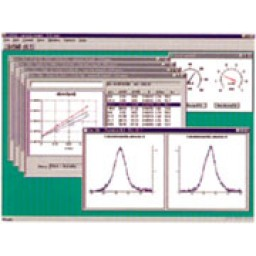 ХЗ000 - программа для рентгеновского дифрактометра