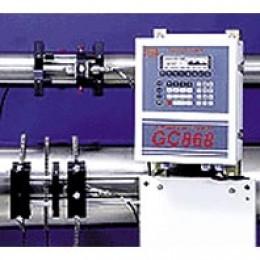 Бесконтактный ультразвуковой расходомер газов - GC 868