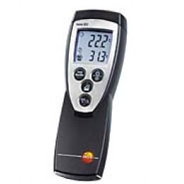 Дифференциальный термометр для профессионалов testo 922