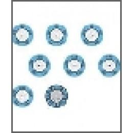 Круглые индикаторы testoterm, от +232 до 260 °C