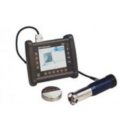 Тветрометр, реализующий метод визуализации отпечатка индентора