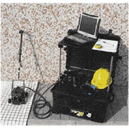 Прибор для исследования бетонных конструкций IDS ALADDIN