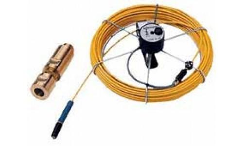 Оптоволоконный кабель Glasfaserortungskabel mit akustischem Molch