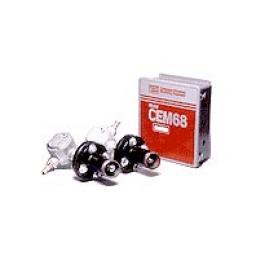 Ультразвуковой стационарный расходомер газов для систем мониторинга выбросов - CEM68