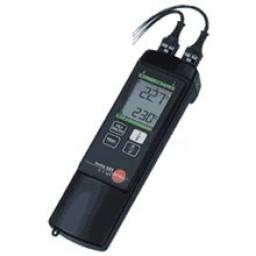 Дифференциальный термометр для промышленности testo 935