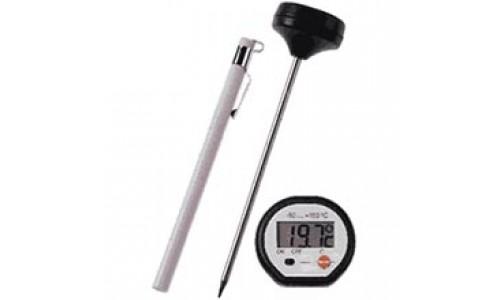 Погружные мини-термометры testo 0900.0526  /  testo 0900.0525
