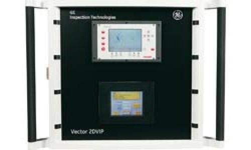 Контрольно-измерительная установка с использованием вихревых токов VECTOR 2D VIP