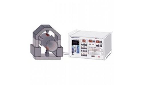 Многоканальная электромагнитная установка для дефектоскопического контроля труб в потоке их произдводства