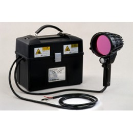 Портативная металлогалогенная УФ лампа  Super-Light D-10C