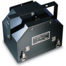 Стационарные металлогалогенные УФ лампы Super-Light D-40/E-40