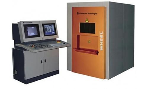Компактная рентгеноскопическая система контроля качества дисков колес WHEELcompact