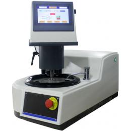 Автоматический шлифовально-полировальный станок с сенсорным управлением для подготовки металлографических шлифов MODUL MP-1000