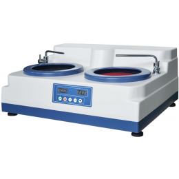 Шлифовально-полировальный станок для подготовки металлографических шлифов MODUL MP-2A