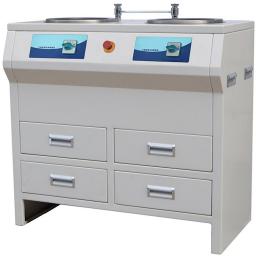 Шлифовально-полировальный станок для подготовки металлографических шлифов MODUL MP-2BC (в корпусе из толстого листового материала)