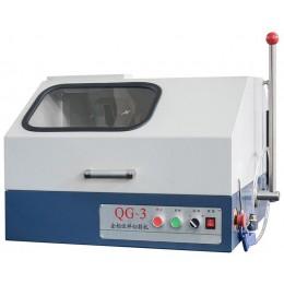Настольный станок для вырезания  металлографических шлифов MODUL QG-3