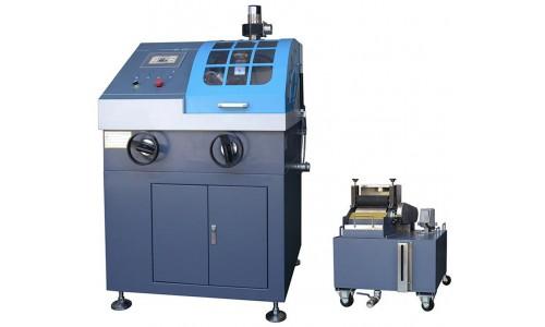 Автоматический станок с сенсорным управлением для вырезания металлографических шлифов MODUL QG-90Z