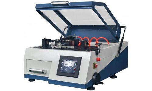 Прецизионный автоматический станок с сенсорным управлением для вырезания металлографических шлифов MODUL QG-PCB30