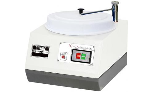 Полировальный станок для подготовки металлографических шлифов MODUL PG-1A