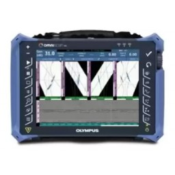 Дефектоскоп на фазированных решетках OmniScan MX2 | Olympus