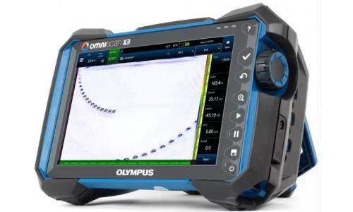 Дефектоскоп на фазированных решетках OmniScan X3