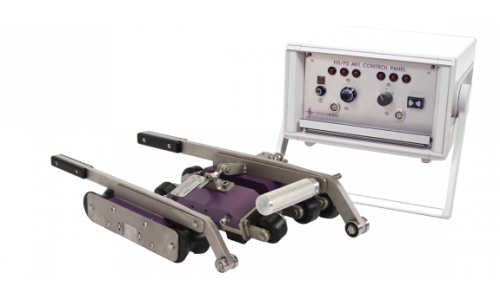 Регулируемый сканер для обследования труб Pipescan