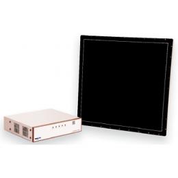Плоскопанельный детектор PaxScan 4343CB, 40-150 кВп, съемка в реальном времени