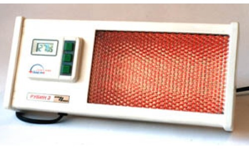 Фонарь красный радиографический с таймером