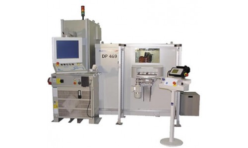 Рентгеноскопическая система автоматического контроля лопаток турбин SEIFERT DP 469 ROB