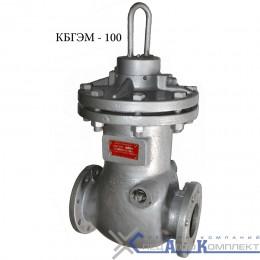 Пожарный клапан КБГЭМ-100