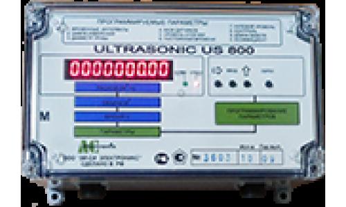 Ультразвуковой расходомер-счетчик жидкости US-800