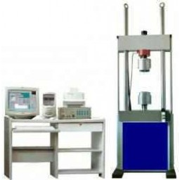 Сервогидравлическая испытательная машина PLS