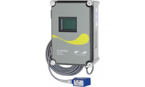 Ультразвуковой расходомер ULTRAFLOW D5000 стационарный