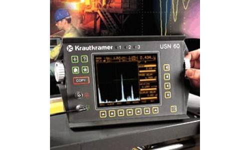 USN 60 - ультразвуковой дефектоскоп