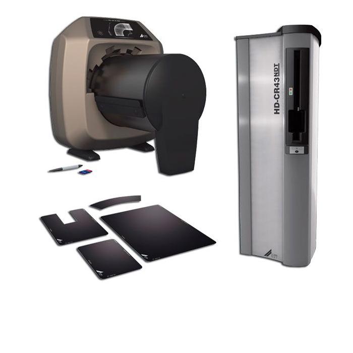 Сканеры запоминающих пластин